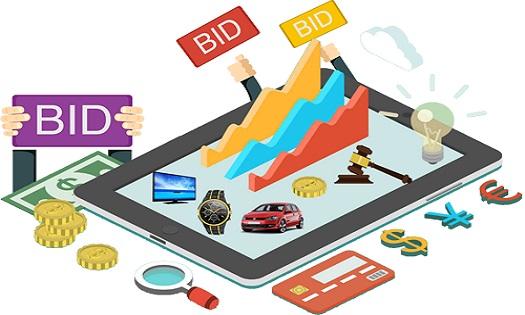 Хостинг для онлайн-аукциона