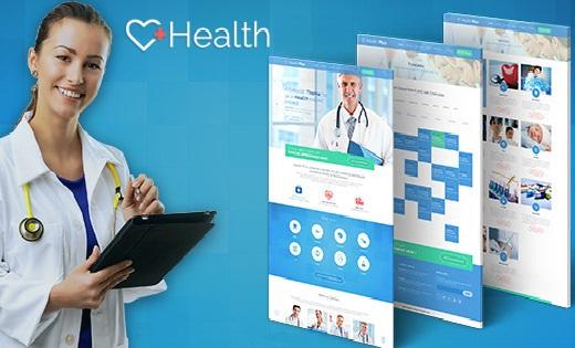 хостинг для медицинского сайта